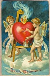 Valentijnskaart